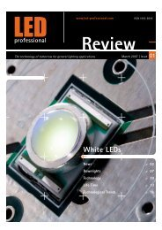 LED professional / Review 01