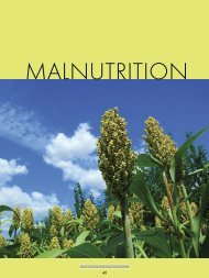 malnutrition - CSIR