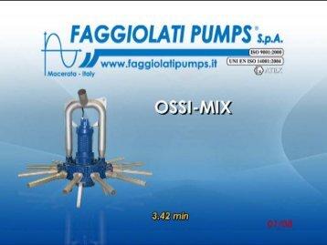 Ossi-Mix - Faggiolati Pumps