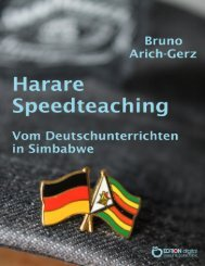 Harare Speedteaching - Demo