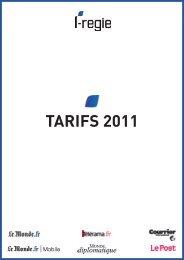 Principaux Tarifs Courrier Entreprises Resoo Org