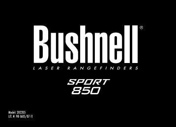 L A S E R R A N G E F I N D E R S - Bushnell