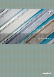 Molded Parts - Von Roll
