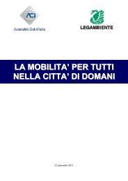 Documento ACI-Legambiente - ACI - Automobile Club Ascoli Piceno ...