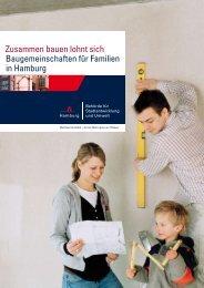 Zusammen bauen lohnt sich Baugemeinschaften für ... - Hamburg