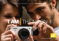 I AM THE NIKON 1 - Nital.it