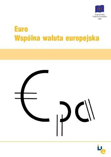 Euro - Centrum Informacji Europejskiej