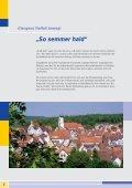 """Giengens Vielfalt bewegt """"Schaffen"""" - Stadt Giengen - Seite 2"""