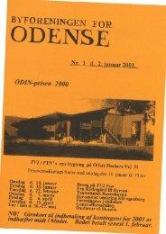 januar 2001 - Byforeningen for Odense