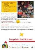 Flyer (PDF) herunterladen - Das kunterbunte Kinderzelt eV - Seite 3