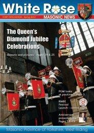The Queen's Diamond Jubilee Celebrations - Masonic Province of ...