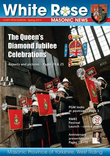 The Queen's Diamond Jubilee Celebrations - Masonic Province of ...