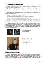 11. Kleinelektronik 11. Kleinelektronik – Gadgets - Nachhaltige ...