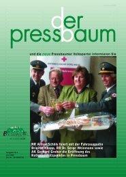 ÖVP-Zeitung Nr. 4 der pressbaum.qxp - Volkspartei