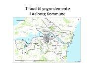 2 Tilbud til yngre demente Aalborg kommune - Kronikerenheden