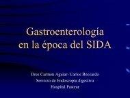 Gastroenterología en la época del SIDA
