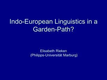 Elisabeth Rieken - Lettere e Filosofia