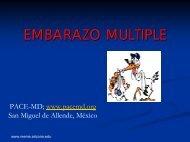 EMBARAZO MULTIPLE - Reeme.arizona.edu