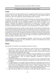 Proposition de sujet pour une thèse CIFRE chez Actimar ... - ANRT