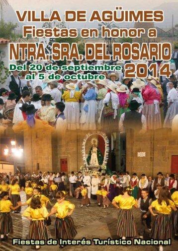 Programa El Rosario 2014