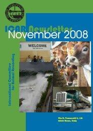 Newsletter November 2008.pmd - ICAR