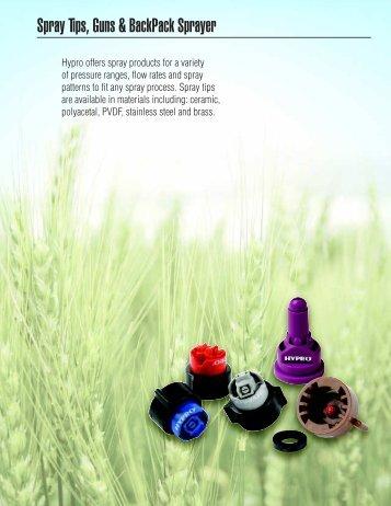 Spray Tips - Farmco Distributing Inc