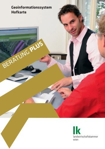 LK Beratung Geoinformationssystem - Landwirtschaftskammer Wien