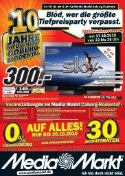 nUR BIS 20.10.2010 - Kanal8.de