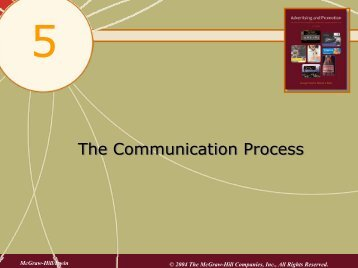 an introduction to the integrated marketing communications imc Integrated marketing communications chapter objectives explain how integrated marketing communications relates to the development of an optimal promotional mix.