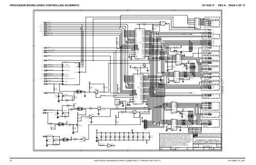processor board schematic pdf