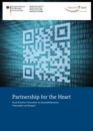 Partnership for the Heart - IT-Gipfel
