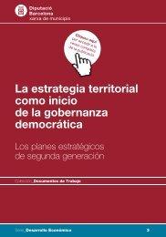 Estrategia territorial como inicio de la governanza democrática, la ...