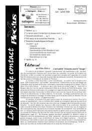 Numéro 37 - Natagora