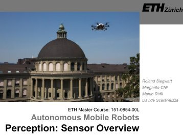 Slides - Autonomous Systems Lab