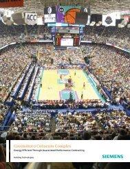 Greensboro Coliseum Complex - Siemens Industry, Inc.