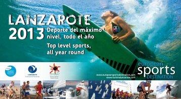 Descargar calendario 2013 - Lanzarote
