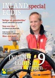 INLAND ECDIS - Promotie Binnenvaart Vlaanderen