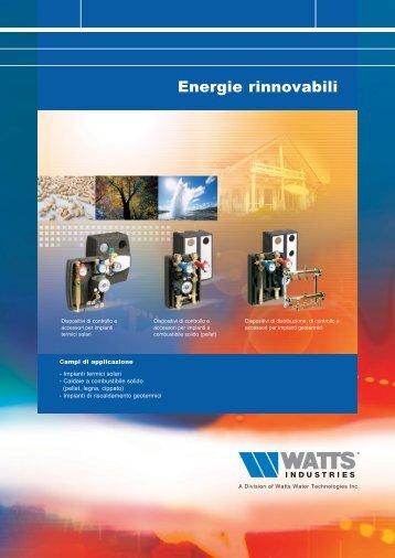 Energie rinnovabili - GPEX