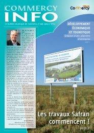 N° 62 - Octobre 2012 - Commercy