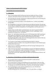 Ausschreibung KEM - Keglerkreisfachverband Freiberg eV