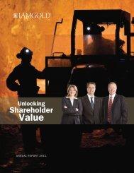 Shareholder - Iamgold