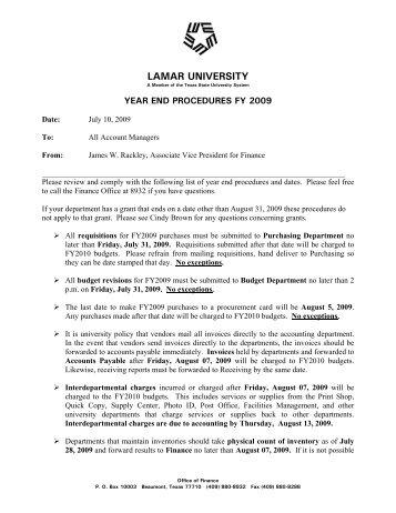 Marangoni Flow Revisited Lamar University