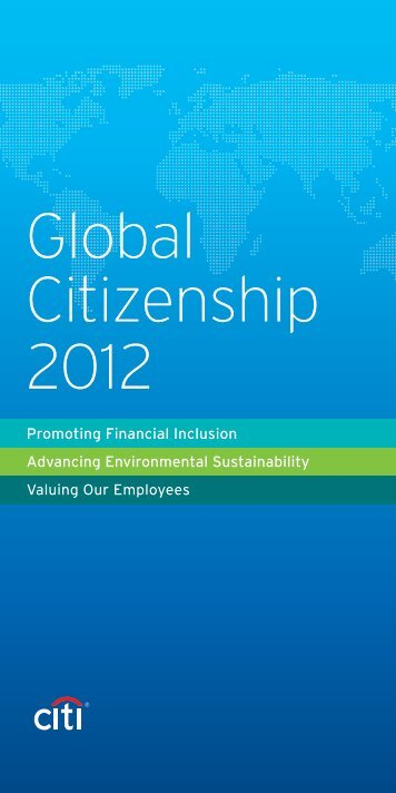 View Brochure - Citigroup