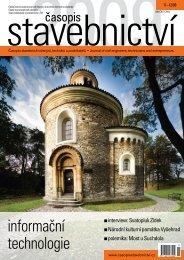 informační technologie - Časopis stavebnictví
