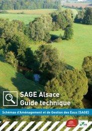 SAGE Alsace Guide technique - Agence de l'Eau Rhin-Meuse