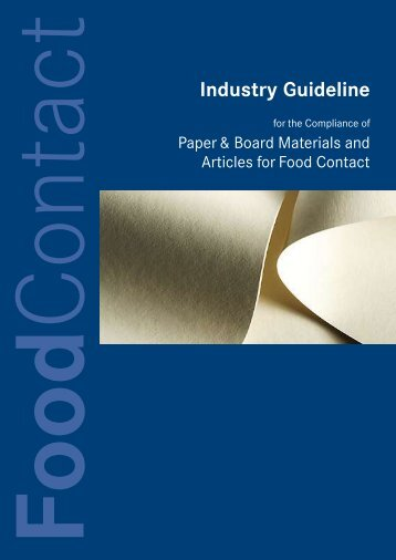 Industry Guideline