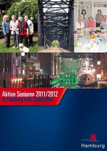 Aktive Senioren 2011/2012 in Harburg und Süderelbe - Inixmedia