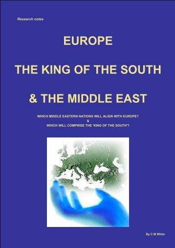 europe the king of the south & the middle east - Origin of Nations