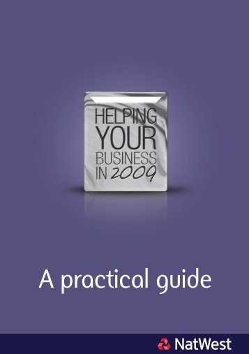 A practical guide - NatWest