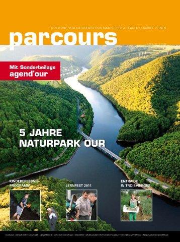 Parcours - LEADER - Clervaux Vianden